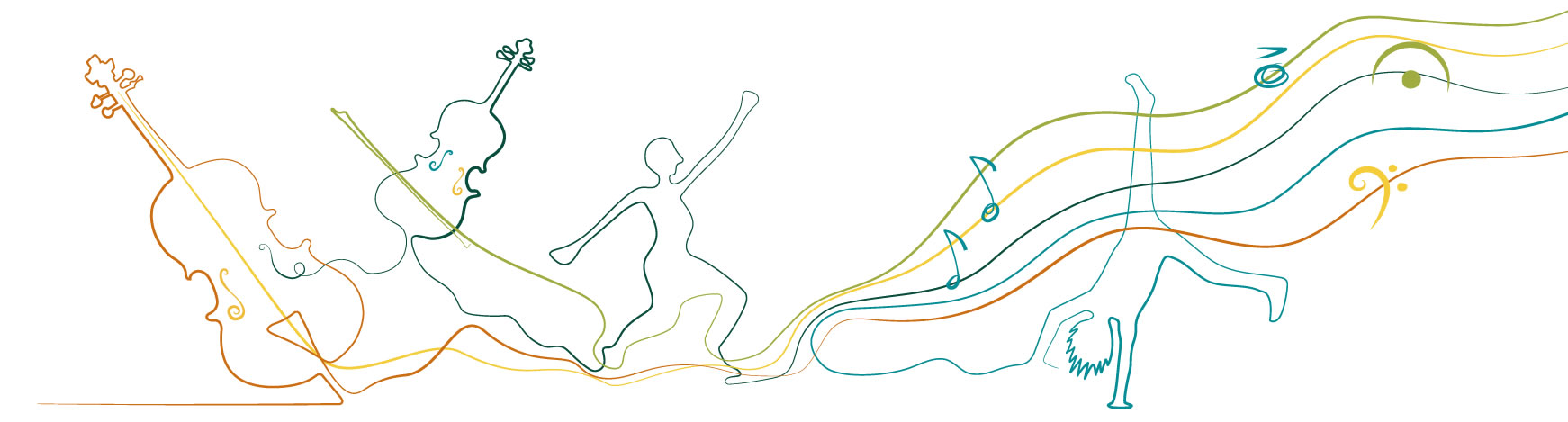 InsideOut Musician banner illustration