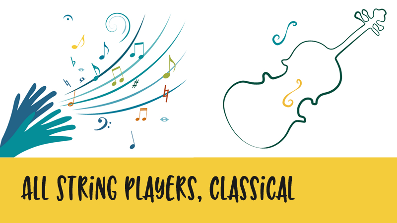 Explorations for String Players course icon