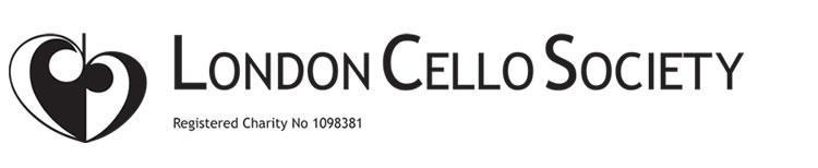 London Cello Society logo